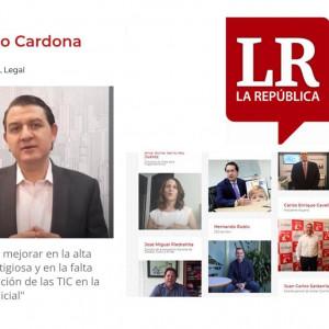 IDEAS PARA HACER AVANZAR AL PAIS DESDE EL SECTOR LEGAL